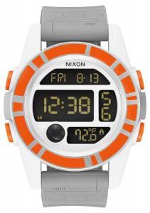 [ニクソン]NIXON The Unit The Star Wars Collection Bb8 Orange/Black Watch A197SW2605-00