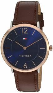 [トミー ヒルフィガー]Tommy Hilfiger 'Sophisticated Sport' Quartz Gold and Leather 1710354