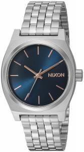 [ニクソン]NIXON  'Medium Time Teller' Quartz Metal and Stainless Steel Watch, A11302195-00