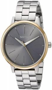 [ニクソン]NIXON  'Kensington' Quartz Metal and Stainless Steel Watch, A0992477-00