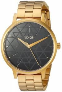 [ニクソン]NIXON  'Kensington' Quartz Metal and Stainless Steel Watch, A0992478-00