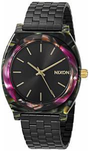 [ニクソン]NIXON  'Time Teller Acetate' Quartz Plastic and Stainless Steel Watch, A3272482-00