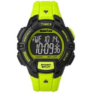 [タイメックス]Timex 腕時計 Ironman 30 Lap Rugged Full Size Watch TW5M025009J