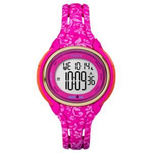 [タイメックス]Timex 腕時計 Ironman Sleek 50 MidSize Watch Pink Floral TW5M030009J