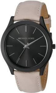 [マイケル・コース]Michael Kors 腕時計 Slim Runway Black Watch MK8510 メンズ