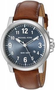 [マイケル・コース]Michael Kors 腕時計 Paxton SilverTone Watch MK8501 メンズ
