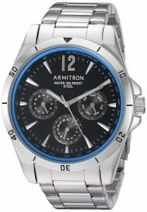 [アーミトロン]Armitron 腕時計 20/5148BLSV メンズ [並行輸入品]