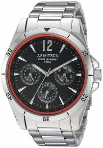 [アーミトロン]Armitron 腕時計 20/5148RDSV メンズ [並行輸入品]