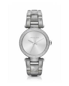 [マイケル・コース]Michael Kors 腕時計 Delray Silver/Grey One Size MK4320 レディース