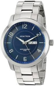 [アーミトロン]Armitron 腕時計 20/5142NVSV メンズ [並行輸入品]