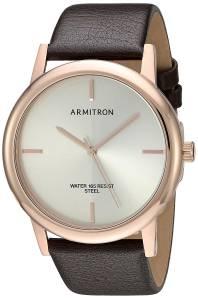 [アーミトロン]Armitron 腕時計 20/5140SVRGBN メンズ [並行輸入品]