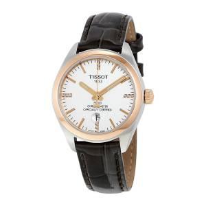 [ティソ]Tissot 腕時計 PR 100 COSC Silver Dial Watch T101.251.26.036.00 [並行輸入品]