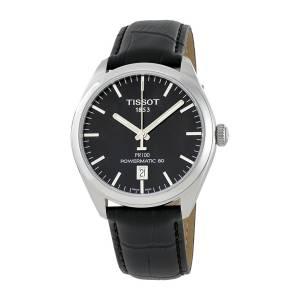 [ティソ]Tissot  PR 100 Automatic Black Dial Watch T101.407.16.051.00 T1014071605100 メンズ