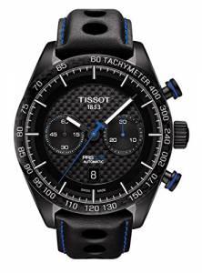 [ティソ]Tissot  PRS 516 Chronograph Automatic Watch T100.427.36.201.00 T1004273620100 メンズ
