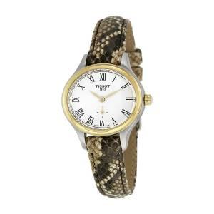 [ティソ]Tissot 腕時計 Bella Ora Piccola White Dial Watch T103.110.26.033.00 [並行輸入品]