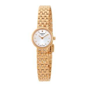 [ティソ]Tissot 腕時計 Lovely Silver Dial Watch T058.009.33.031.01 [並行輸入品]