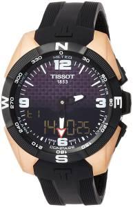 [ティソ]Tissot 腕時計 Ttouch Expert Solar NBA Special Edition Watch T0914204720700 メンズ