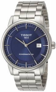 [ティソ]Tissot  Analog Automatic SilverToned Stainless Steel Watch T0864071104100 メンズ