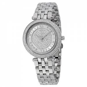 [マイケル・コース]Michael Kors  Mini Darci Stainless Steel Bracelet 33mm Watch MK3476