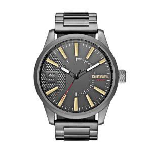 [ディーゼル]Diesel 腕時計 Rasp Gunmetal Watch DZ1762 メンズ [並行輸入品]