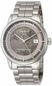 [ティソ]Tissot  ' Swiss Automatic Stainless Steel Dress Watch, Color:SilverToned T0864071106110