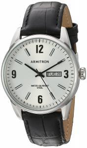 [アーミトロン]Armitron 腕時計 20/5048SVSVBK メンズ [並行輸入品]