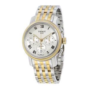 [ティソ]Tissot 'Bridgeport' Swiss Automatic Stainless Steel Casual Watch, T0974272203300