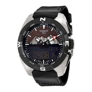 [ティソ]Tissot  Jungfraubahn TTouch Expert Solar Quartz Watch T091.420.46.051.10 T0914204605110