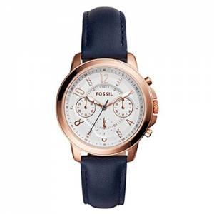 [フォッシル]Fossil 腕時計 Gwynn Chronograph White Dial Watch ES4040 [並行輸入品]