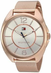 [トミー ヒルフィガー]Tommy Hilfiger 腕時計 Quartz Gold Watch 1781697 レディース