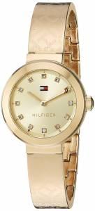 [トミー ヒルフィガー]Tommy Hilfiger  Quartz Tone and Gold Casual Watch 1781720