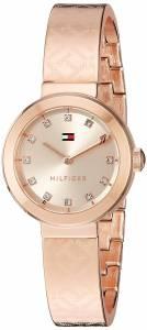 [トミー ヒルフィガー]Tommy Hilfiger  Quartz Gold Casual Watch 1781715 レディース