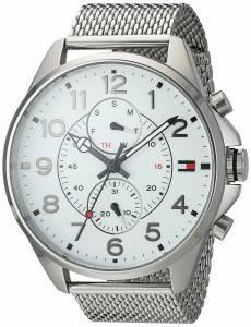 [トミー ヒルフィガー]Tommy Hilfiger Quartz Stainless Steel Casual Watch, 1791277