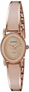 [アーミトロン]Armitron 腕時計 75/5423BHRG レディース [並行輸入品]