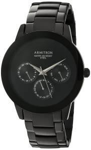 [アーミトロン]Armitron 腕時計 20/5165BKTI メンズ [並行輸入品]