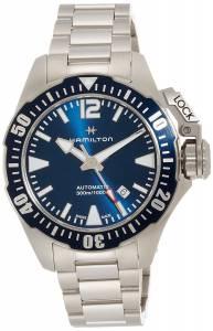 [ハミルトン]Hamilton 腕時計 KHAKI FROGMAN AUTOMATIC WATCH H77705145 [並行輸入品]