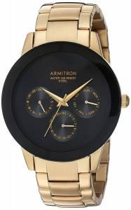 [アーミトロン]Armitron 腕時計 20/5165BKGP メンズ [並行輸入品]