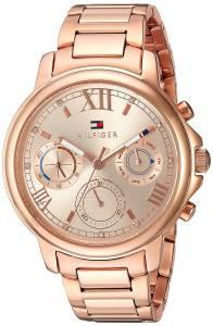 [トミー ヒルフィガー]Tommy Hilfiger 'CLAUDIA' Quartz Stainless Steel Casual Watch, 1781743