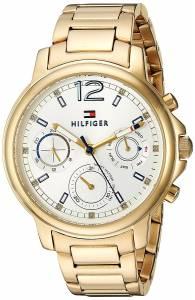 [トミー ヒルフィガー]Tommy Hilfiger 'CLAUDIA' Quartz Stainless Steel Casual Watch, 1781742