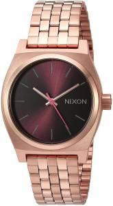 [ニクソン]NIXON  'Medium Time Teller' Quartz Stainless Steel Casual Watch, A11302617-00