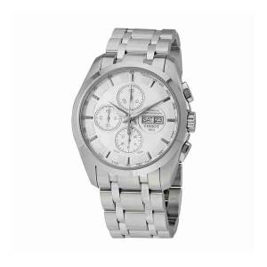 [ティソ]Tissot 腕時計 Couturier Chronograph Automatic Watch T0356141103100 メンズ