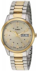 [タイメックス]Timex  'South Street Sport' Quartz Brass and Stainless Steel Dress TW2P674009J