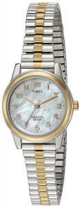 [タイメックス]Timex 'Essex Avenue' Quartz Brass and Stainless Steel Dress Watch, TW2P672009J
