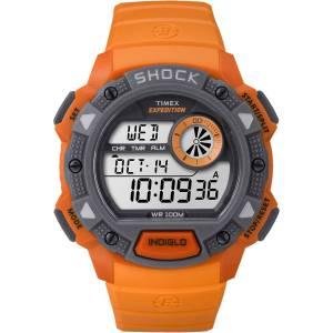 [タイメックス]Timex 腕時計 Expedition Base Shock FullSize Watch Orange TW4B07600JV