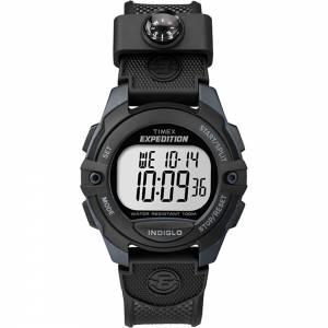[タイメックス]Timex Expedition Chrono/Alarm/Timer TW4B07700 Grey/Black Resin TW4B07700JV