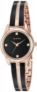 [アーミトロン]Armitron 腕時計 75/5208BKRGBK レディース [並行輸入品]