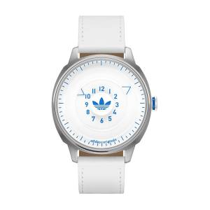 [アディダス]adidas  'San Fransico' Quartz Stainless Steel and Leather Casual Watch, ADH3127