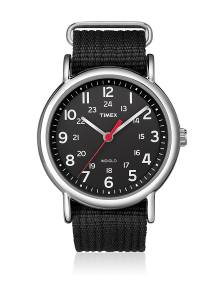 [タイメックス]Timex 腕時計 Weekender Watch Slip Thru Strap T2N6479J [並行輸入品]