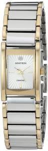 [アーミトロン]Armitron 腕時計 75/5441SVTT レディース [並行輸入品]