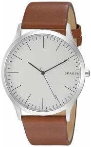 [スカーゲン]Skagen 腕時計 Jorn Leather Watch SKW6331 メンズ [並行輸入品]